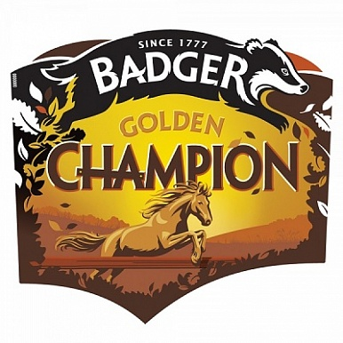 BADGER Golden Champion